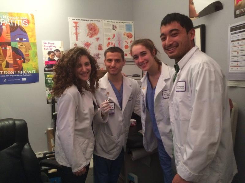 Health Services   Lower East Side Harm Reduction Center