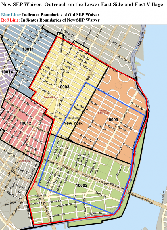 Lower East Side New York Map.Lower East Side Harm Reduction Center